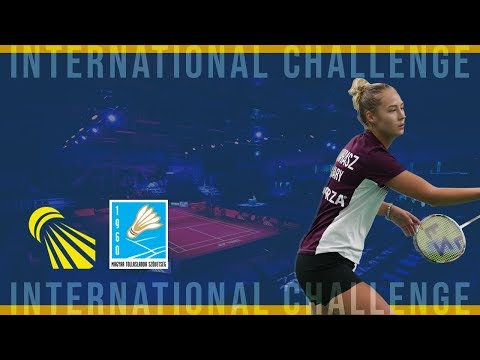 Round of 32 (Court 1) - 44th YONEX Hungarian International Championships