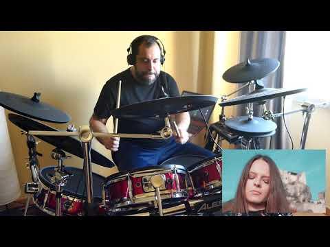 RockMilady - Hallelujah (Drum Cover)