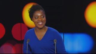Claudia Tagbo : le rire enchantant