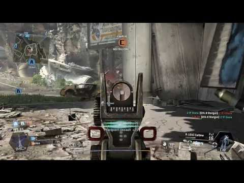 Titanfall - Primary Weapons klip izle
