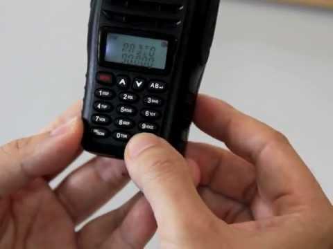 Baofeng UV-B5 VHF/UHF Dual Band Radio Unboxing