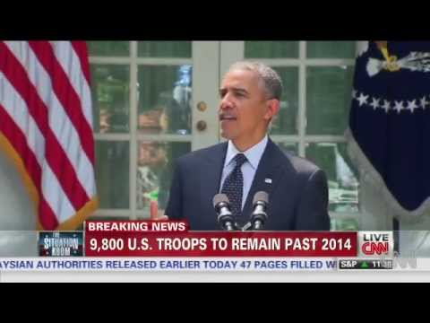 Obama to cut troops, says Afghanistan 'will not be a perfect place, but our Graveyard'