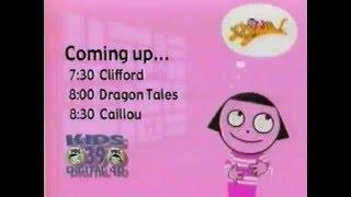 PBS Kids Schedule Bumper - Dot's Cat (2004 WFWA-TV)