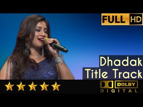 Download Lagu  Shreya Ghoshal sings Dhadak Title Track with Symphony Orchestra of Hemantkumar al Group Mp3 Free