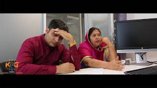 Tayi vs Tax agent | Mr Sammy Gill Naz 007 | Tayi Surinder Kaur | KPG Tax Agent
