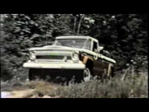 1973 Jeep J2000 Pickup - Commercial