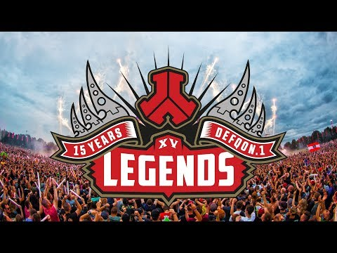 Defqon.1 Weekend Festival 2017 | Defqon.1 Legends | 15 Years of Hardstyle