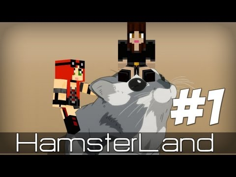 Minecraft Survival - HamsterLand #01