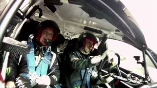 DC SHOES: KEN BLOCK RIDE ALONG WITH RICKY CARMICHAEL