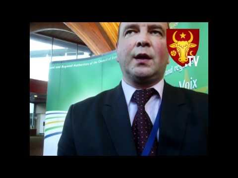 Interviu cu şeful delegaţiei Ambros