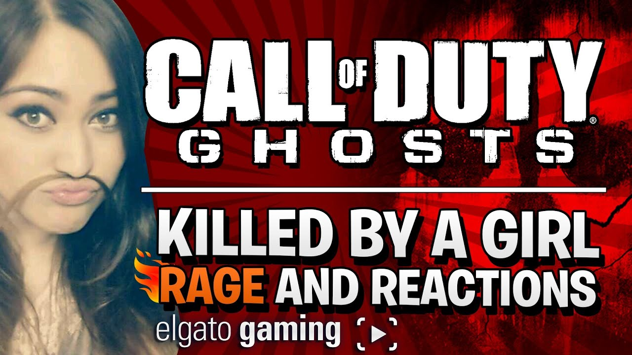 Ghost Kills Girl Cod Ghosts Killed by a Girl