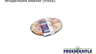 Wraparound sleever for Pizza