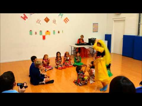 chinese children song   little friends