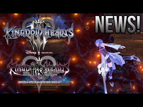 Kingdom Hearts 3 & 2.8 News - Japan Early Release, Progression and More!