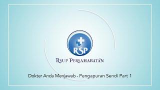 Pengapuran Sendi - dr. Anitta F Paulus, Sp. KFR