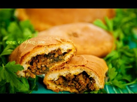 Pirashki (Beef Pirashki Persian) recipe