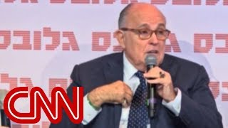 Giuliani defends comments attacking Stormy Daniels