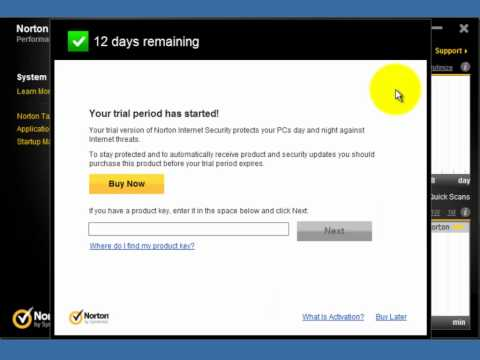Best Antivirus and Firewall - Norton Internet Security 2012