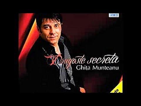 Ghita Munteanu - Te-as iubi si fara soare - CD - Dragoste secreta