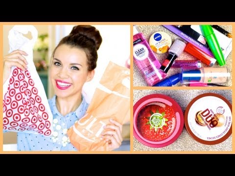 Drugstore Beauty Haul! (and some other stuff too!)
