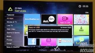 WD TV (2014 Version) In-depth Review (WDBYMN0000NBK)