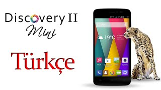 General Mobile Discovery 2 Mini İnceleme TÜRKÇE