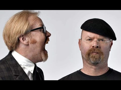 The Mythbusters paint the Mona Lisa in HD