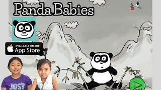 Panda Babies Playhome App ~ Play, Care, Create | Look After Baby Panda | Awesome Game App For Kids!