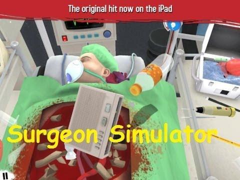 Surgeon Simulator Review Let's Play iOS iPad