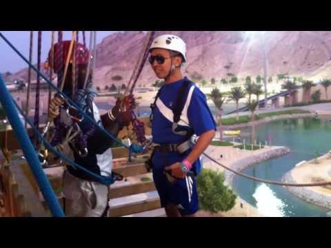 Buhay sa Dubai Travels || Wadi Adventure in Al Ain, UAE