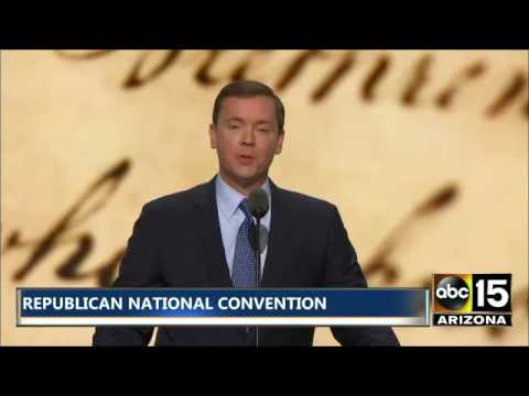 FULL SPEECH: NRA Institute for Legislative Action, Chris Cox - Republican National Convention