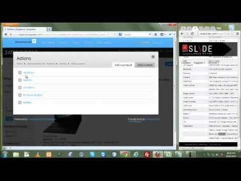 How to add products in dreamexceed technology's e-commerce websites {hindi}.mp4