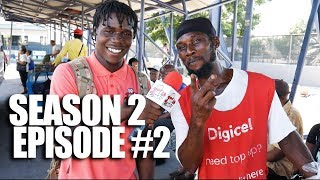 Trick Questions In Jamaica Episode 2 SE2 [CrossRoad/Kingston]