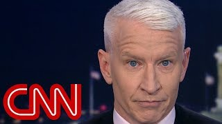 Anderson Cooper: I don't understand why you have to lie all the time