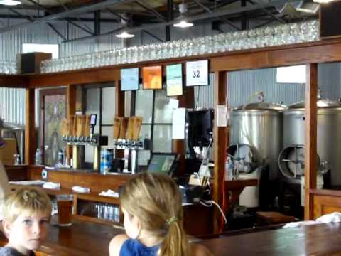 Greenbush Brewery in Sawyer Michigan has a great selection of handcrafted ...