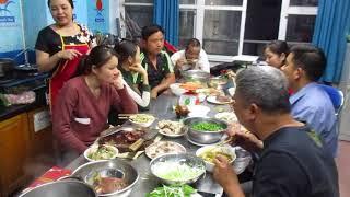 0913283795 Dạy  Bún Bò Huế, Trường Nữ Công Thanh Mai, Hà Nội, 9 3 2018, Trịnh Thị Phúc, Nghĩa Tân, H