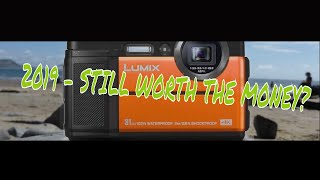 LUMIX FT7 Tough Compact Camera FOOTAGE and REVIEW
