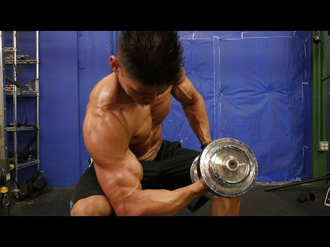 How to Build Bigger Biceps at Home - 5 Bicep Exercises for Mass
