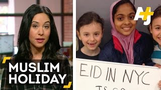 School's Out For Muslim Holiday Of Eid In NYC