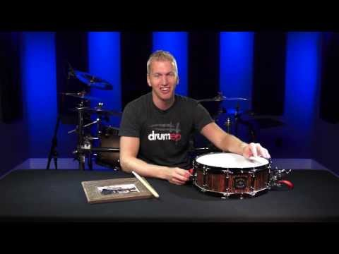 Outlaw Drums - Snare Demo - Jared Falk