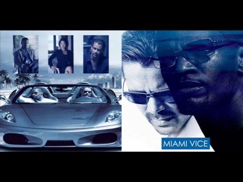 John Murphy - Miami Vice Score - (Part 1 - 2)