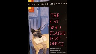 The Cat Who Played Post Office - Book Review