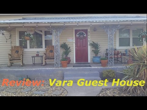 B&B Review: Vara Guest House, Garden City, Texas