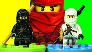 LEGO Ninjago Alien Battle & Review