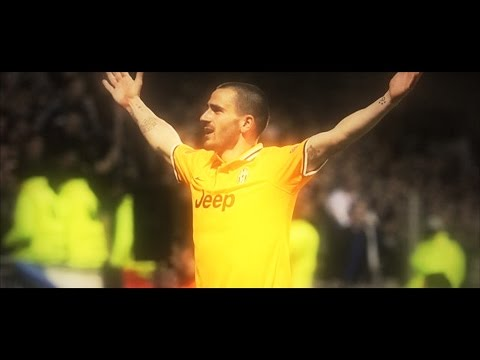Leonardo Bonucci - Goals, Tackles & Skills - 2014 - 4k