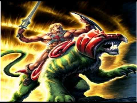 He man - Opening theme - Rock version