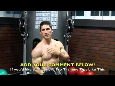 "Insane NEW Shoulder Exercise - A Shoulder Workout ""MUST""!"