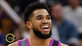 Karl-Anthony Towns is the cornerstone of the Timberwolves - Gersson Rosas | Outside the Lines