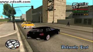 Mod GTA San Andreas Coches Reales Final (SIN FIN )