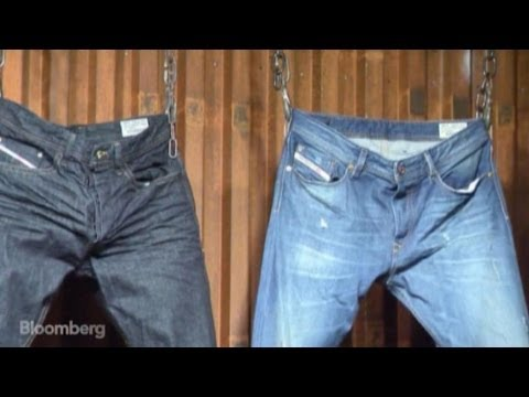 Jean Genius Becomes Billionaire With Sexy Denim video